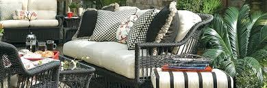 Bar Harbor Wicker Deep Seating by Lane Venture