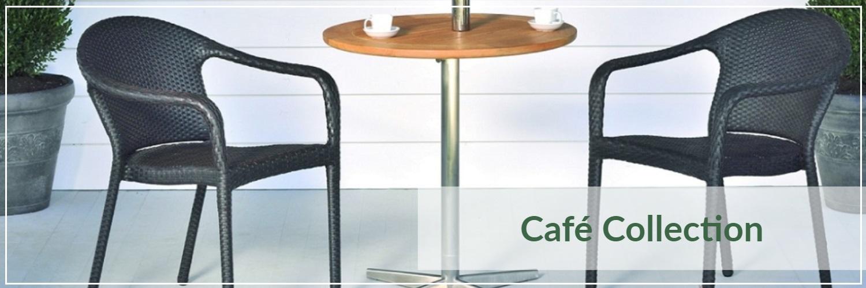 Kingsley Bate Cafe Outdoor Dining