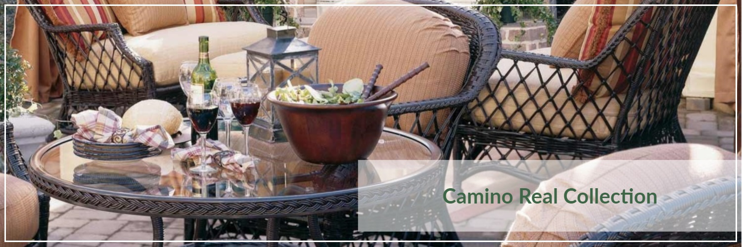 Lane Venture Camino Real Outdoor Dining