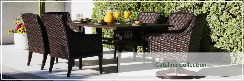 Patio Renaissance Catalina Outdoor Dining