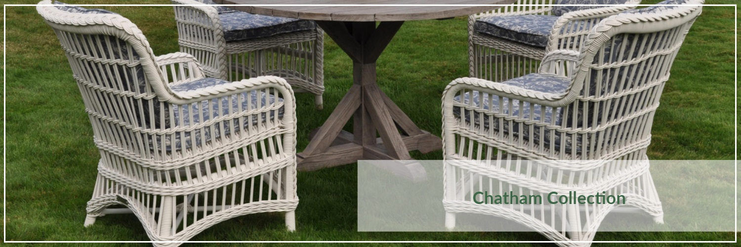 Kingsley Bate Chatham Outdoor Dining