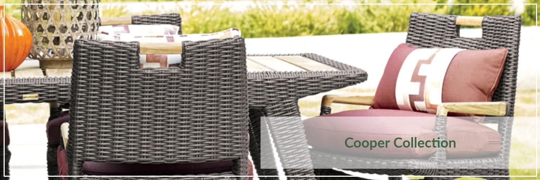 Lane Venture Cooper Outdoor Dining