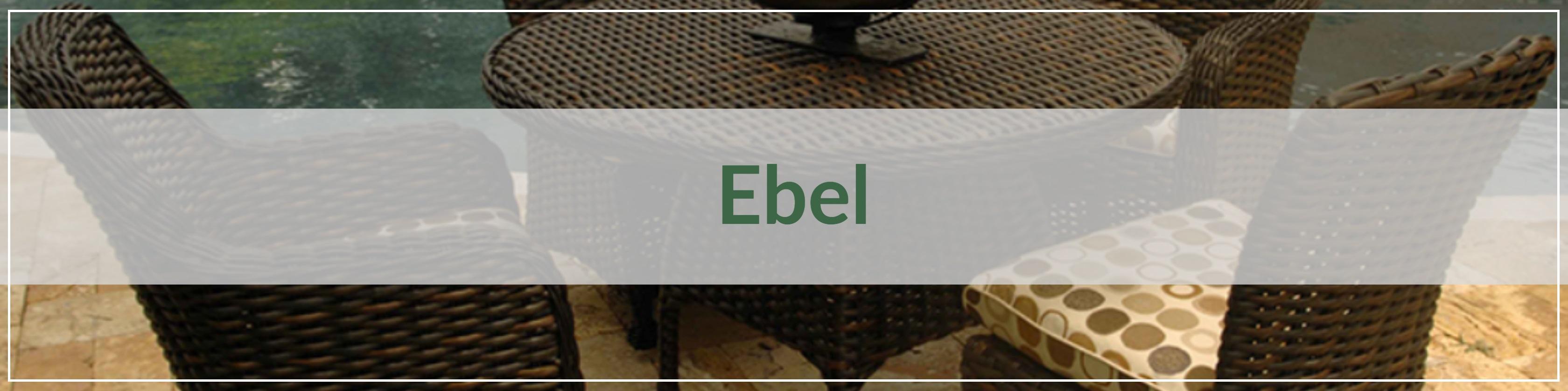Ebel Resin Wicker Outdoor Dining