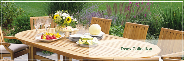 Kingsley Bate Essex Teak Outdoor Dining