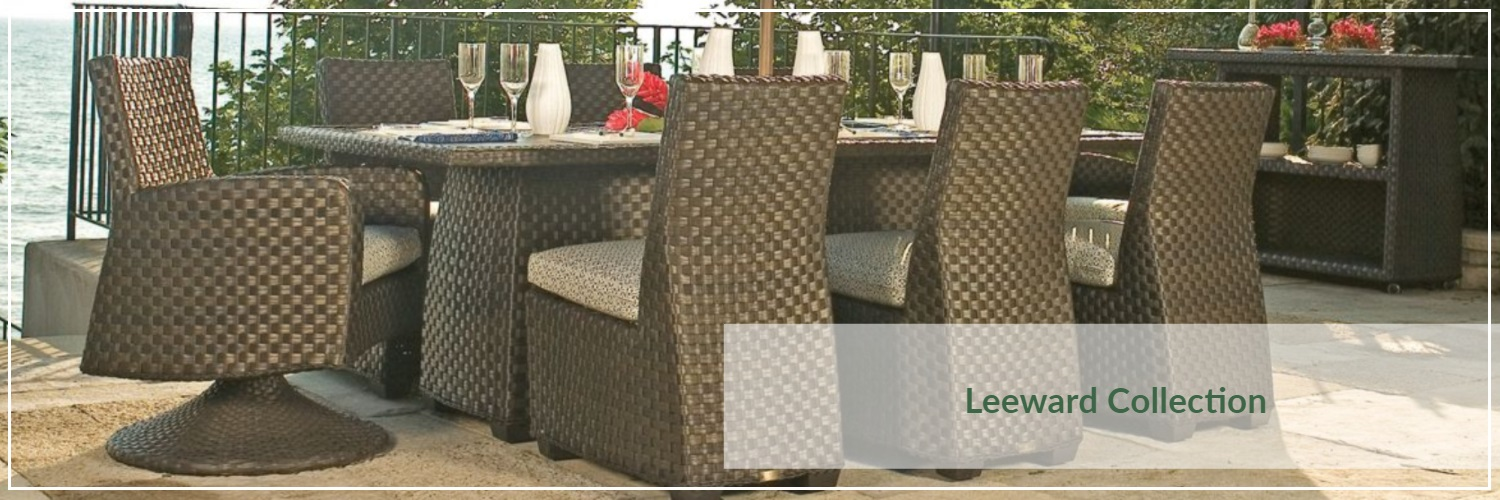Lane Venture Leeward Outdoor Dining