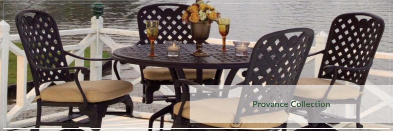 Summer Classics Provance Cast Aluminum Outdoor Dining