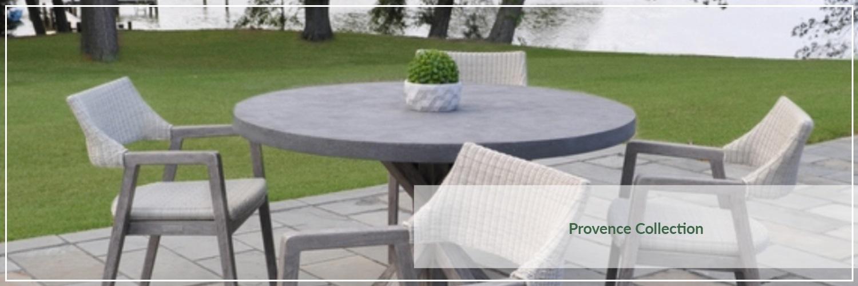 Kingsley Bate Provence Outdoor Wood Furniture