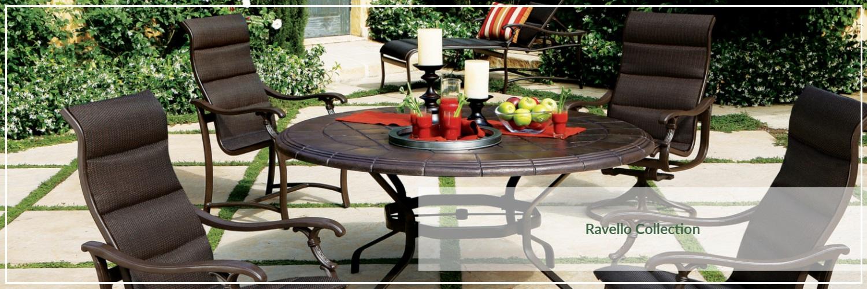 Tropitone Ravello Extruded Aluminum Outdoor Dining