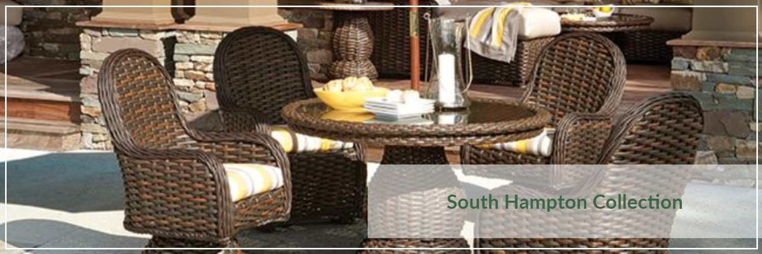 Lane Venture South Hampton Outdoor Dining