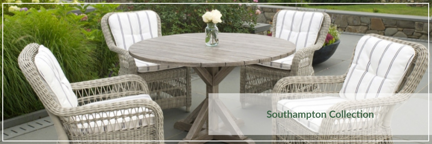 Kingsley Bate Southampton Outdoor Dining