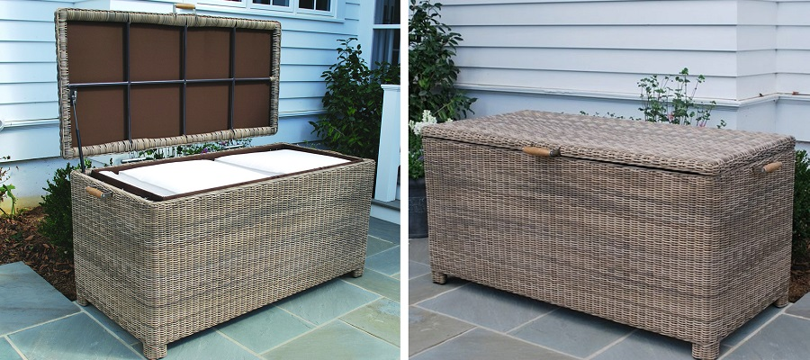 Outdoor Patio Storage Solutions