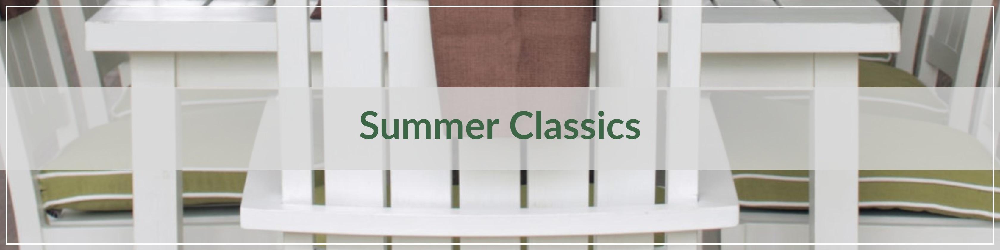 Summer Classics Extruded Aluminum Outdoor Dining