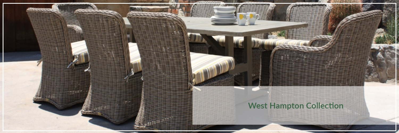 Patio Renaissance West Hampton Outdoor Dining